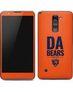 Chicago Bears Team Motto Stylo 2 Skin