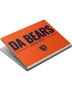 Chicago Bears Team Motto Surface Book Skin