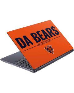Chicago Bears Team Motto V5 Skin