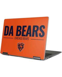 Chicago Bears Team Motto Yoga 710 14in Skin