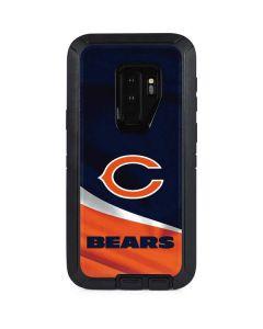 Chicago Bears Otterbox Defender Galaxy Skin