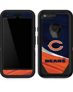 Chicago Bears Otterbox Defender Pixel Skin