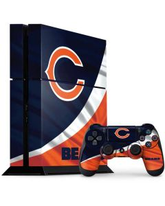 Chicago Bears PS4 Console and Controller Bundle Skin