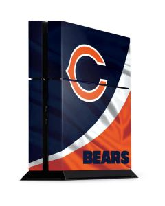 Chicago Bears PS4 Console Skin