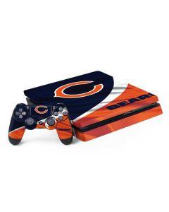 Chicago Bears PS4 Slim Bundle Skin