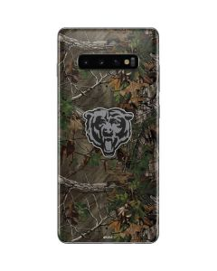 Chicago Bears Realtree Xtra Green Camo Galaxy S10 Plus Skin