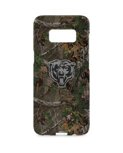 Chicago Bears Realtree Xtra Green Camo Galaxy S8 Plus Lite Case