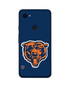 Chicago Bears Retro Logo Google Pixel 3a Skin