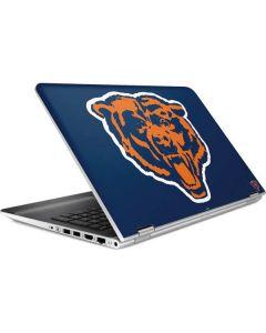 Chicago Bears Retro Logo HP Pavilion Skin