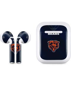 Chicago Bears Team Jersey Apple AirPods Skin