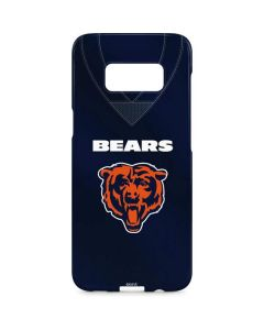 Chicago Bears Team Jersey Galaxy S8 Plus Lite Case