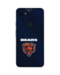 Chicago Bears Team Jersey Google Pixel 3a Skin