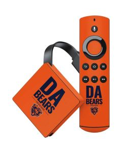 Chicago Bears Team Motto Amazon Fire TV Skin