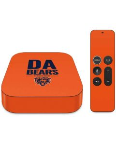 Chicago Bears Team Motto Apple TV Skin