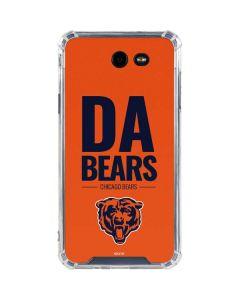 Chicago Bears Team Motto Galaxy J7 (2017) Clear Case