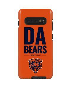 Chicago Bears Team Motto Galaxy S10 Plus Pro Case