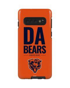 Chicago Bears Team Motto Galaxy S10 Pro Case