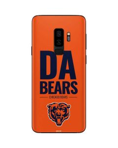 Chicago Bears Team Motto Galaxy S9 Plus Skin