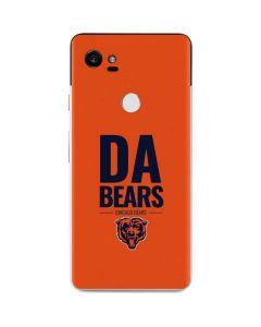 Chicago Bears Team Motto Google Pixel 2 XL Skin