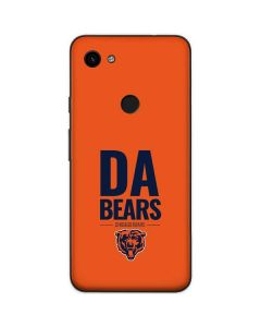 Chicago Bears Team Motto Google Pixel 3a Skin