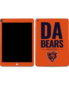 Chicago Bears Team Motto Apple iPad Skin