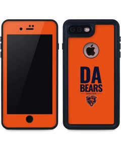 Chicago Bears Team Motto iPhone 7 Plus Waterproof Case