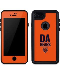 Chicago Bears Team Motto iPhone 8 Waterproof Case