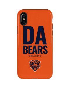 Chicago Bears Team Motto iPhone X Pro Case