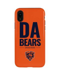 Chicago Bears Team Motto iPhone XR Pro Case
