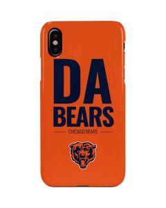 Chicago Bears Team Motto iPhone XS Lite Case