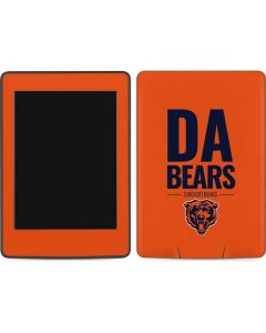Chicago Bears Team Motto Amazon Kindle Skin