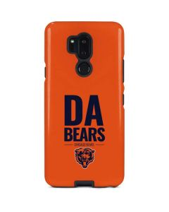 Chicago Bears Team Motto LG G7 ThinQ Pro Case