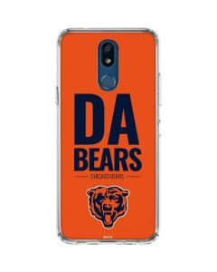 Chicago Bears Team Motto LG K30 Clear Case
