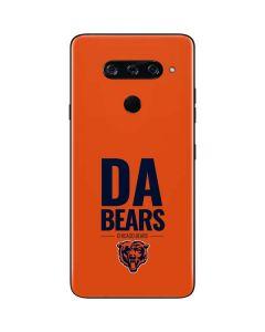 Chicago Bears Team Motto LG V40 ThinQ Skin