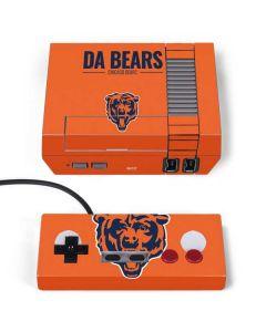 Chicago Bears Team Motto NES Classic Edition Skin