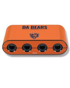 Chicago Bears Team Motto Nintendo GameCube Controller Adapter Skin