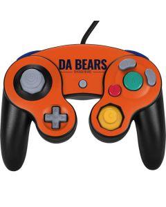 Chicago Bears Team Motto Nintendo GameCube Controller Skin