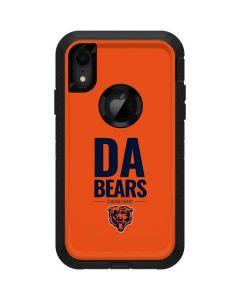 Chicago Bears Team Motto Otterbox Defender iPhone Skin
