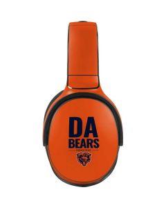 Chicago Bears Team Motto Skullcandy Venue Skin