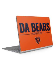 Chicago Bears Team Motto Surface Book 2 15in Skin