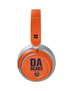 Chicago Bears Team Motto Surface Headphones Skin
