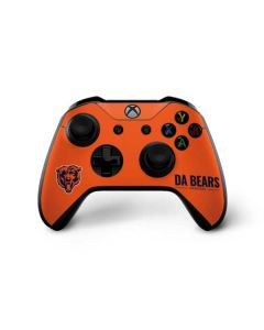 Chicago Bears Team Motto Xbox One X Controller Skin