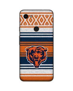 Chicago Bears Trailblazer Google Pixel 3a Skin