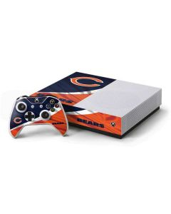 Chicago Bears Xbox One S All-Digital Edition Bundle Skin