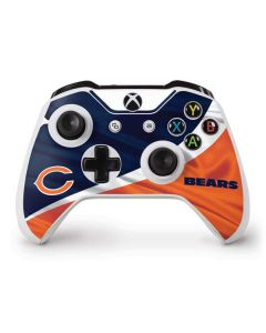 Chicago Bears Xbox One S Controller Skin