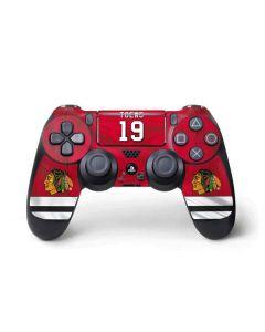 Chicago Blackhawks #19 Jonathan Toews PS4 Pro/Slim Controller Skin