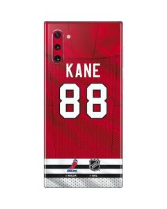 Chicago Blackhawks #88 Patrick Kane Galaxy Note 10 Skin