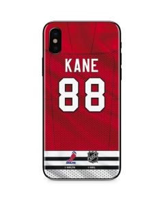 Chicago Blackhawks #88 Patrick Kane iPhone XS Skin