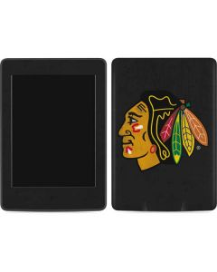 Chicago Blackhawks Distressed Amazon Kindle Skin