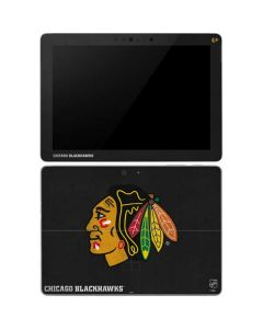 Chicago Blackhawks Distressed Surface Go Skin